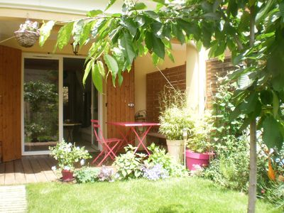 Photo for 2 rooms Terrace Patio Private Parking
