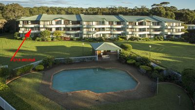 Photo for 2BR Apartment Vacation Rental in Mollymook, NSW