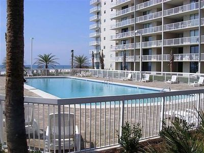 Photo for NEWLY RENOVATED    1BR/1BA GULFVIEW CONDO