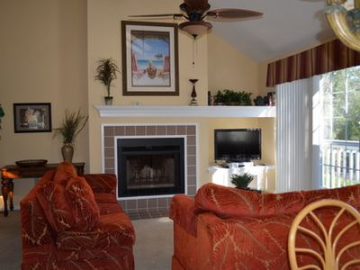Photo for Updated Villa with many upgrades including Golf Cart. Book now & Beat the Rush!