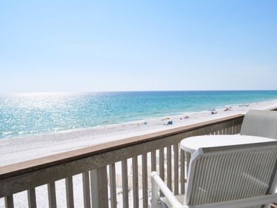 Beachfront Townhouse Sleeps 6 Absolutely Vrbo Main Floor Deck Sandollar Townhomes Unit 12 Miramar Beach House Destin Vacation Als