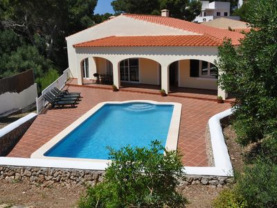 Photo for Three Bedroom Villa With Private Pool close to the Beach (Family Friendly)