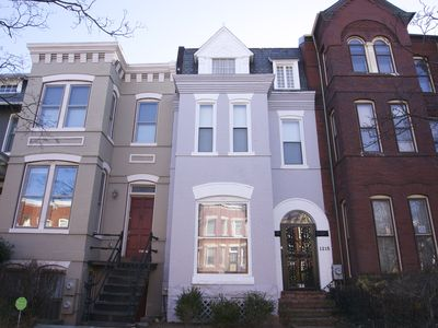 Photo for Charming Historic Capitol Hill Row Home w/ Parking - perfect location