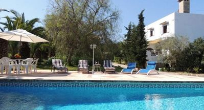 Photo for Can Garba - Rural Holiday Home with 5 Bedrooms, 3 Bathrooms, WIFI, Pool and Barbecue! - Free WiFi