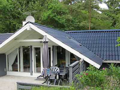 Photo for Gorgeous Holiday Home in Hals near Sea