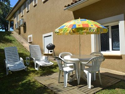 Photo for Furnished tourist ground villa T2 new ideally located Ajaccio in the city
