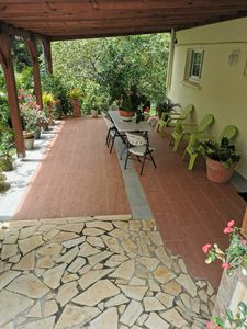 Photo for PETIT COLIBRI - Apartment / Downstairs Villa Air Conditioned - Calm and serenity