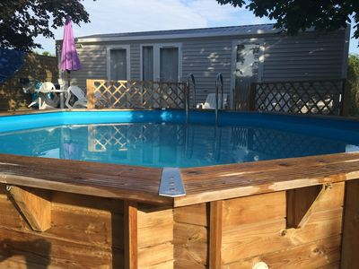 Photo for Cottages with private pools