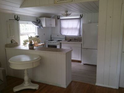 Photo for Adorable large studio cottage on 8 acre estate property