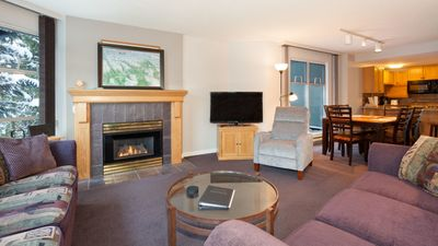 Photo for Woodrun Lodge 217  Ski-in/Ski-out Condo, Fireplace, Common Hot Tub and Pool