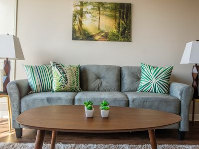 Photo for Bright and Airy 2BR Suite