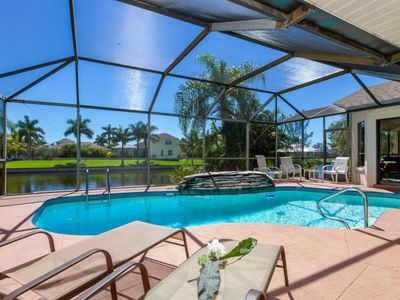 Photo for SW Cape Coral | Gulf Access | Intersecting canals in a quiet neighborhood