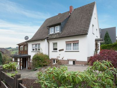 Photo for Modern apartment in the middle of the Sauerland with private terrace and garden