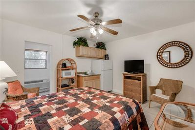 Welcome To Royal Orleans 103 - This cozy, studio style condo is the perfect choice for your next romantic getaway!