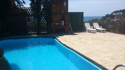 Photo for 4BR Apartment Vacation Rental in Castelldefels