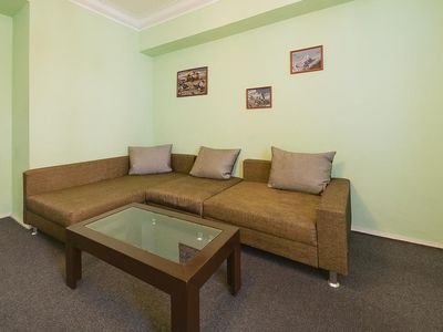 Photo for Apartment in the center of Kiev with Internet, Lift, Washing machine (405808)