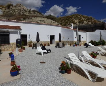 Photo for Fully equipped Cave House with beautiful views - Cueva Geco