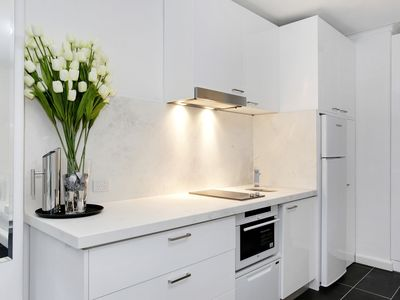 Photo for 1BR Apartment Vacation Rental in South Yarra, VIC