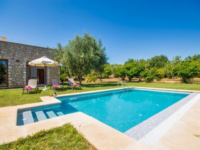 Photo for ☼ Petit Nyany - Finca diamond with pool near the village