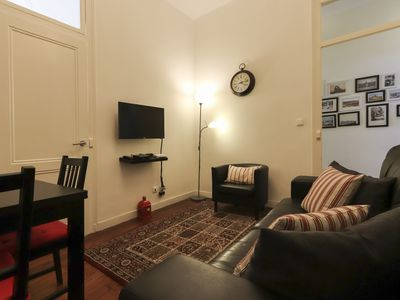Photo for Classic two room apartment in the middle of Bairro Alto