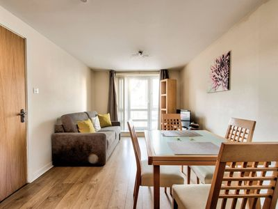 Photo for Cosy Apartment with Balcony, Close to City Centre