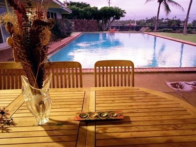 Photo for Private Pool & Tennis Court - Views of Mountains & Ocean ST0WK 2013/000 05847690