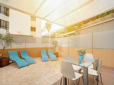 Photo for Stunning Contemporary 2 bed apt central Marbella