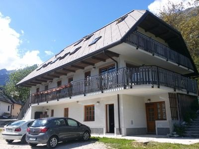 Photo for Mala Vas Chalet in Bovec is a spacious 6-bedroom apartment sleeping up to 12.
