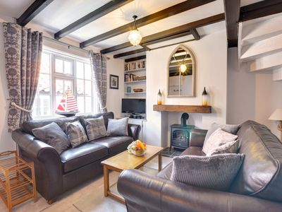 Photo for Sea Dog Cottage - Two Bedroom House, Sleeps 4