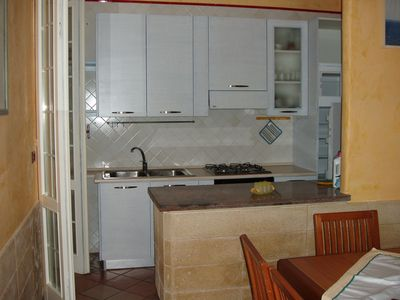 Photo for Terraced house 100 meters from the sea