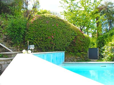 Photo for 2BR Apartment Vacation Rental in San Nazzaro, Ticino