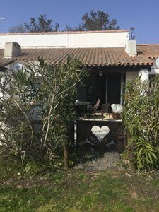 Photo for SMALL HOLIDAY HOUSE IN CAMARGUE SAINTES MARIES OF THE SEA