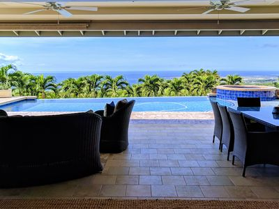 Photo for Beautiful | Private | Ocean View | Pool | Starts at $599/Nt
