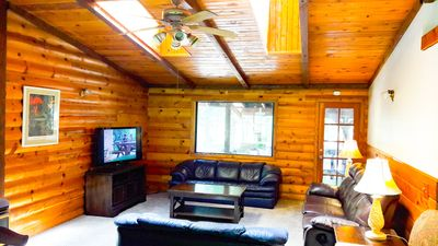 Photo for Mount Lassen 5 Bedroom Cabin on 1.6 Acres of Forest, No Neighbors
