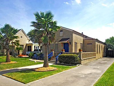 Photo for Endless Summer - Beautifully decorated home only blocks from the beach!