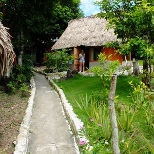 Photo for Mundo Maya Spanish School- Guest House, Ecological Cottages $150.00 nighly