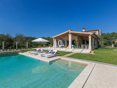 Photo for Wonderful Villa in one of the most beautiful areas of Pollensa