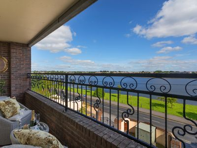 Photo for Sea View Luxury Penthouse Apartment - City Center