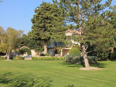 Photo for Le Mas des Oliviers/La Bergerie - Exceptional and high standing property!