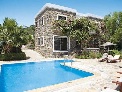 Photo for Derekoy 3 Bedroom Villa Leyla. Suitable for families and for the groups.