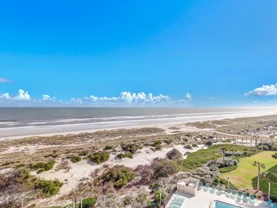 Photo for Beautiful Amelia Island TOP FLOOR Oceanfront Condo
