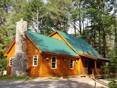 Brand New Southern ADK Mountain Retreat 3 bedroom 2.5 bath on 3.5 acres