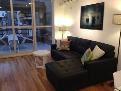 Photo for 2BR Apartment Vacation Rental in CABA, Buenos Aires