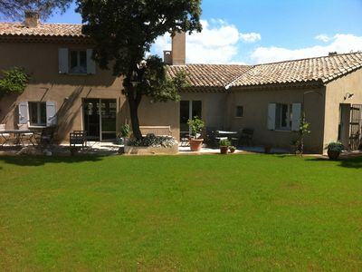 Photo for House with pool. Near the village. Plot 4000 m2.