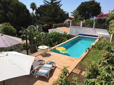 Photo for Beautiful 4 bedroom villa with private heated pool