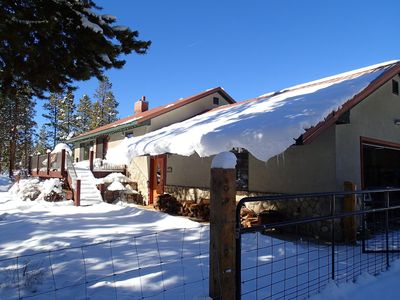 Photo for Pet Friendly House nestled in the woods. 10 min drive to Winter Park Resort