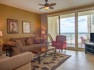 Photo for Big Beachfront Balcony and Big Pool and Enjoy FREE Perks!