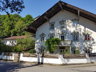 Photo for Exclusive vacation in the historic building in Chiemgau