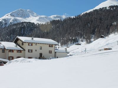 Photo for Pleasing Holiday Home in Livigno near Ski Area