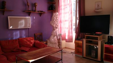 Photo for Loft Mezzanine 4 Double rooms Downtown 90m²